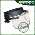 Máscara Facial Balística de Alta Definição 9mm bullet proof shield