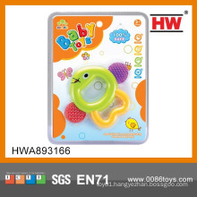 New style fish shape safety silicone baby teether