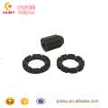 Customized  EDM Amorphous Spiral Wound Gasket Graphite