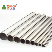 2020-hot ss304 ss316 stainless steel round  pipe polishing satin mirror for railing