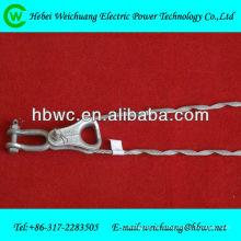 braçadeira de tensão de linha pré-formada para ADSS / OPGW