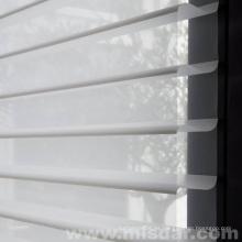 Sombra transparente para el tratamiento de ventanas