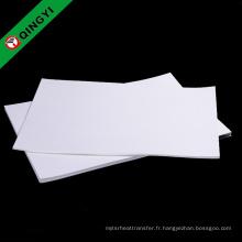 QingYi 2015 vente chaude sublimation papier pour vêtements