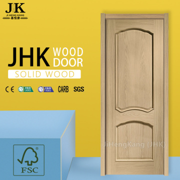 JHK-Flat Wood Pine Kitchen Old Wood Doors For Sale