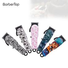 Personalized Graffiti Retro Oil Head Gradient Electric Clippers Fashion Pattern Hair Salon Professional Wireless Barber