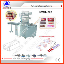 Swh-7017 Automatic Over Wrapping Type Packing Machine