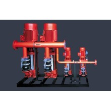 Horizontal D Series Multi-Stage Marine Fire Fighting Pump