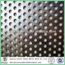 Decorative perforated sheet metal panels (Baodi Manufacture ISO9001:2000)