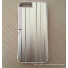 2016 Fashion Handheld Selfie Stick Cover Selfie Stick Case для Iphone6 выдвижной алюминиевый корпус телефона дела