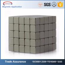 Matériaux à aimants permanents sur mesure / aimant électrique permanent