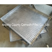 Food Grade Metal Perforated Baking Tray