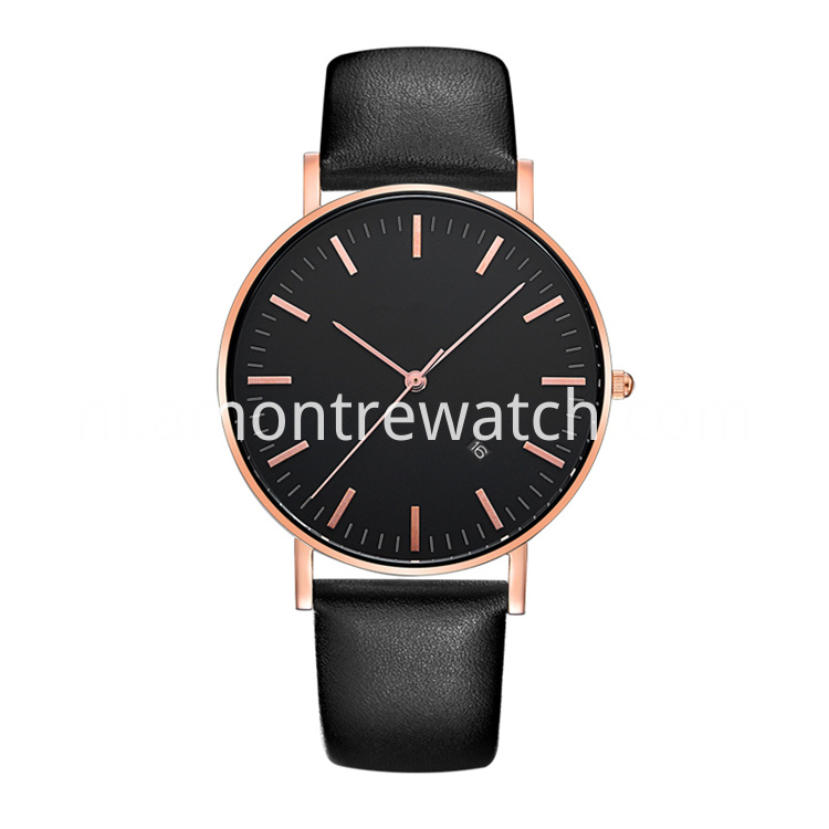 rose gold mens watch cheap