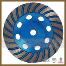 Turbo Diamond Wheel para muela