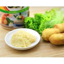 5kg prix concurrentiel congelés Baged pâte de purée de gingembre