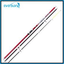 Wirtschaftliche Grade 3 STÜCKE Mixed Carbon Surf Rod Surf Cast Angelrute