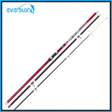 Classe Econômica 3PCS Mixed Carbono Surf Rod Surf Cast Rod Pesca Rod