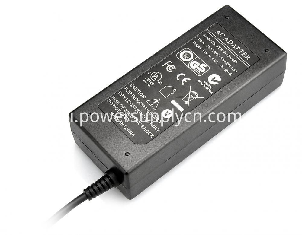 5V8A KC certificate power supply