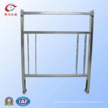 Usinagem CNC personalizada e fabricação CNC usinagem parte de metal
