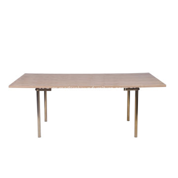 Hans Wegner Wood CH318 Dining Table