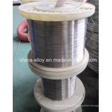 0Cr25Al5 0Cr23Al5 Ni60Cr15 Ni35Cr20 Ni30Cr20 Fil de chauffage électrique Ni80Cr20