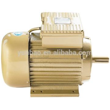 Pequeños motores eléctricos para compresor de aire.