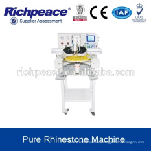 Richpeace Computerized Compact Pure Rhinestone Machine