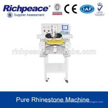 Компьютеризированная компактная чистая машина Rhinestone от Richpeace