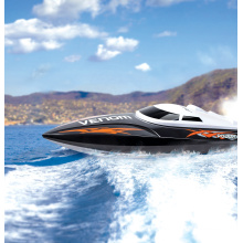 DWI Dowellin 20KM/H 4 channel rc speed boat racing with 100M long range