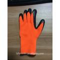 7 gauge latex acrylic coated gloves ,wrinkle finish