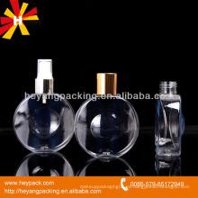 Botellas formadas divertidas transparentes 10ml