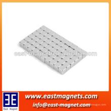 N35 square sintered neodymium CD/DVD players magnet
