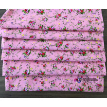 Small Broken Flower Rayon Printed Fabric