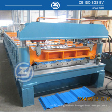 PLC Touch Control Metal Roll Forming Machine