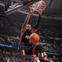 A luva da compressão do joelho do atletismo apoia o único envoltório de Basketballl