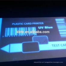 Fita UV invisível azul para impressora de fita zebra p330i