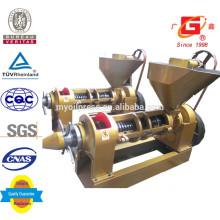 Imprensa de óleo 11ton / Day do parafuso da máquina da imprensa de óleo do girassol Yzyx140