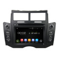 Toyota Yaris car dvd player