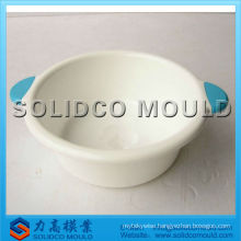 professional manufacturer for high quality plastic baby wash basin mould
