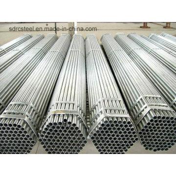 Самые продаваемые оцинкованные круглые стальные трубы из Китая
