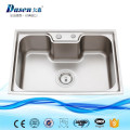 Euro Hot Home Appliances Above Lighting Vegetable Washing Kitchen Sink For Cabinet