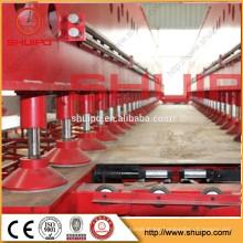 Plate bevelling Edge Milling Machine/steel edge beveling machine