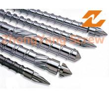 Schrauben- und Fass-Plastikspritzen-Maschinen-Ersatzteile