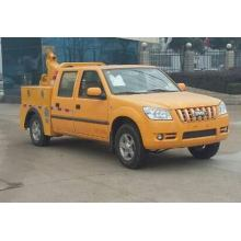 JMC Small Wrecker Tow Truck للبيع