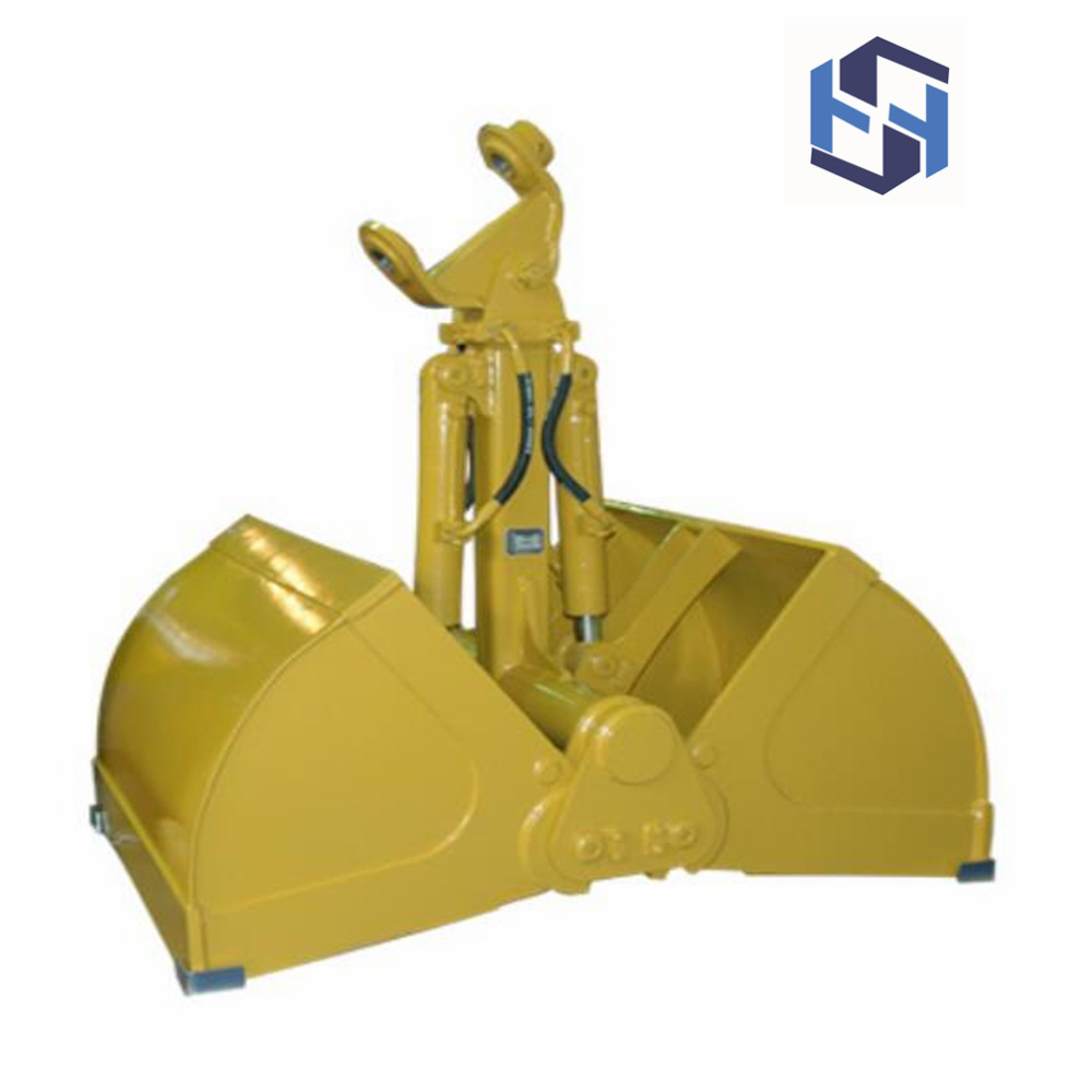Hydraulic Clamshell Grab Bucket-LT