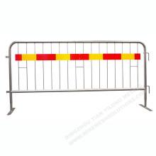 Galvanized Pedestrian Control Barriers 2.1m x 1.1m