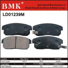 Preminum Brake Pad (D1239M) for Nissan