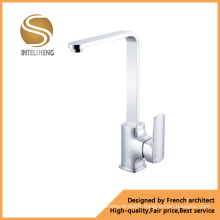 Contemporary Brass Kitchen Faucet (AOM-2106)
