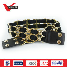 2014 Fancy ladies metal belts