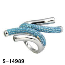 2016 neueste Design Messing Schmuck Ring (S-14989)