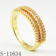 Fashion Jewelry 925 Silver Ring (S-11634)